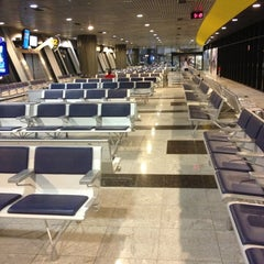 Photo taken at Aeroporto Internacional do Recife / Guararapes (REC) by Marcio on 6/20/2013