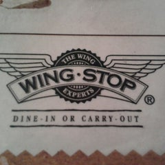 Photo taken at Wingstop by Irene N. on 4/6/2013