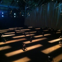 Photo taken at Park Avenue Armory by Kristin on 1/3/2013