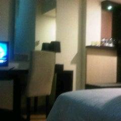 Photo taken at Hotel Griptha by Hadi M. on 12/27/2013
