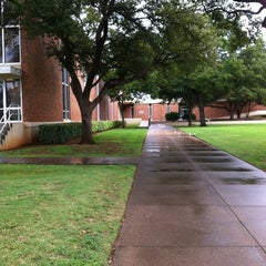 Photo taken at Hardin-Simmons University by Mary on 10/13/2012