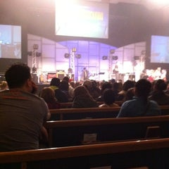 Photo taken at Calvary Pentecostal Assembly by Joshua T. on 11/17/2012