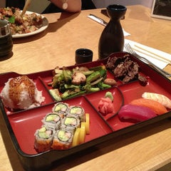 Photo taken at Tokyo Grill & Sushi by Buddha on 12/16/2012