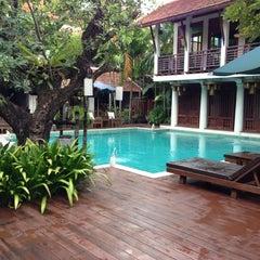 Photo taken at The Rim Resort (เดอะริม รีสอร์ท) by Edgar M. on 11/28/2012