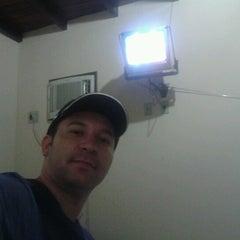 Photo taken at Pousada Villa Parreiras by Luiz F. on 10/16/2012