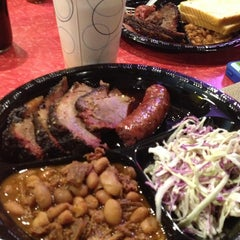 Photo taken at Franklin Barbecue by Carissa O. on 3/9/2013