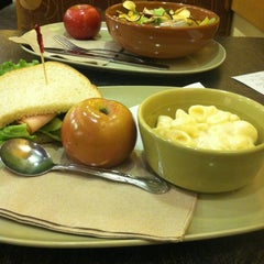 Photo taken at Panera Bread by Brittany on 10/29/2012