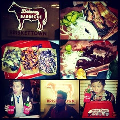 Photo taken at Delaney Barbecue: BrisketTown by April Joy C. on 11/18/2012