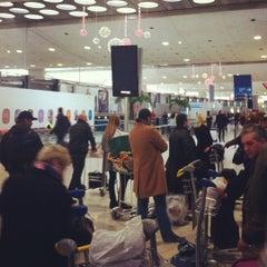 Photo taken at Terminal 2C by Сергей Т. on 11/24/2012