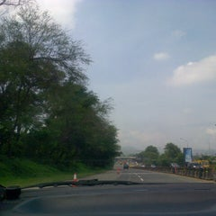 Photo taken at Gerbang Tol Padalarang by Yuni K. on 12/7/2013