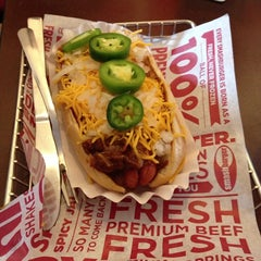 Photo taken at Smashburger by Kinsey on 7/13/2013
