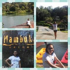 Photo taken at Mambucal Mountain Resort by Ella Joan H. on 1/22/2016