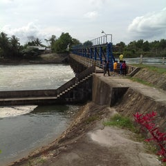 Photo taken at Bendungan Pice by maliki d. on 12/29/2012