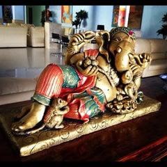 Photo taken at Chalong Beach Hotel & Spa by Aleksandra on 12/1/2012