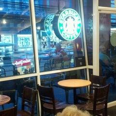 Photo taken at Starbucks (สตาร์บัคส์) by Валерий Л. on 10/14/2012