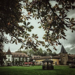 Photo taken at Bogis-Bossey by Andrey N. on 9/18/2013