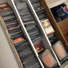 Photo taken at Pandemonium Books & Games by AzyxA on 1/26/2013