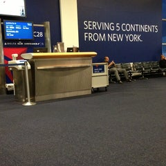 Photo taken at Terminal C by Bobby on 9/13/2013