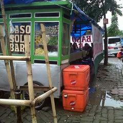 Photo taken at Baso Solo Baru by Riki M. on 12/23/2012