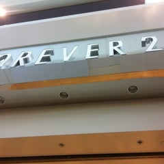 Photo taken at Forever 21 by Jd on 11/10/2012