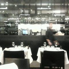 Photo taken at Grand Café De Singel by Lieselotte L. on 10/13/2012