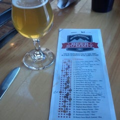 Photo taken at Rose Alley Ale House by Julie W. on 2/25/2013