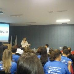 Photo taken at Faculdade Estácio de Sá by Paula G. on 5/7/2013