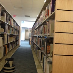 """Photo taken at West Regional Library by The """"Plum Crazy"""" R. on 9/30/2012"""