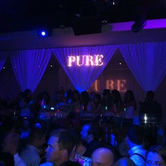 Photo taken at PURE Nightclub by Henrry Oswaldo O. on 2/6/2013
