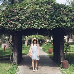 Photo taken at Saigon Mui Ne Resort by Linh on 7/20/2015
