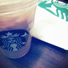Photo taken at Starbucks by Sana T. on 1/6/2013
