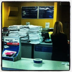 Photo taken at US Post Office by Dzimm A. on 9/17/2012