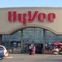 Photo taken at Hy-Vee by Heather M. on 1/24/2014