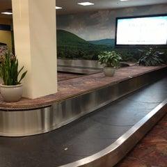Photo taken at University Park Airport (SCE) by Jeremy on 10/22/2012