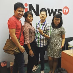 Photo taken at MNC Tower by Fernando S. on 8/19/2015