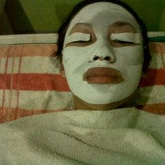 Photo taken at Vidiz Baniar Beauty Clinic by Aziza F. on 1/3/2013