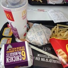 Photo taken at McDonald's by Sezgi D. on 7/15/2013