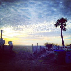 Photo taken at Tybee Island City Hall by Alison M. on 3/25/2015