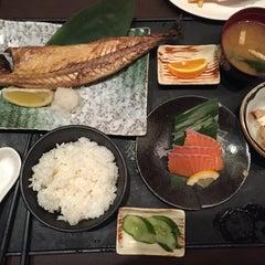 Photo taken at WATAMI Japanese Casual Restaurant by MsBonVivantSG on 2/19/2015