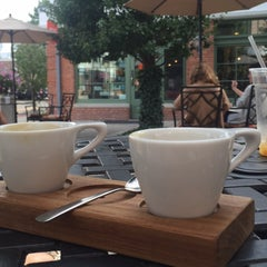 Photo taken at Espresso NEAT by laura h. on 8/8/2015