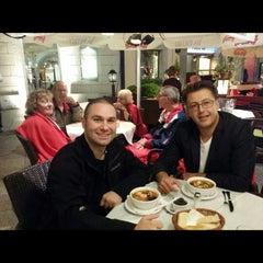 Photo taken at Da Pietro by Doruk K. on 9/4/2014