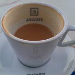 Photo taken at Abades Puerta de Andalucía by Antonio A. on 9/21/2012