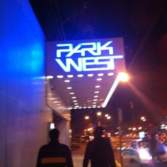 Photo taken at Park West by An 🍳 on 11/22/2012