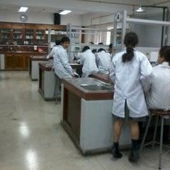 Photo taken at Colegio San Ignacio de Recalde by Claudia F. on 9/25/2012