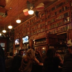 Photo taken at Library Bar by Milton on 11/17/2012
