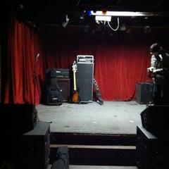 Photo taken at Velvet Lounge by Nathan on 1/25/2013
