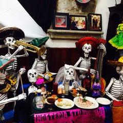 Photo taken at Hostería de Santo Domingo by Yadira on 11/3/2013