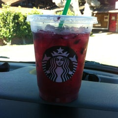 Photo taken at Starbucks by Lynn on 10/17/2012