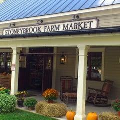 Photo taken at Stoneybrook Farm Market by kitsVA on 9/30/2012