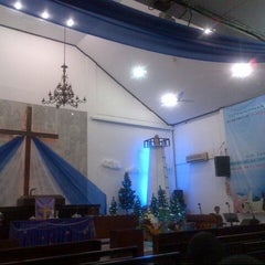 Photo taken at GPIB Martin Luther by Ronald B. on 12/24/2012